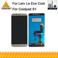 Original Axisinternational pour Letv Le Eco Cool pour Coolpad S1 C105 changeur S1 C107-9 écran LCD + numériseur tactile remplacer