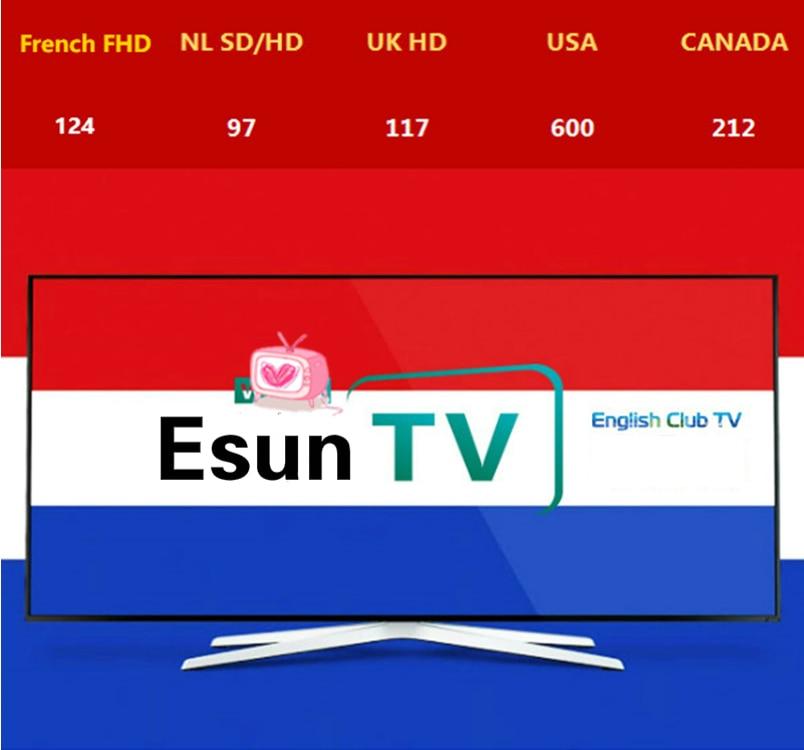 Netherland ESUNTV Dutch ESUNTV Halland ESUNTV H.265 Live M3u Android Stalker Tv UK USA CANADA ESUNTV For Android