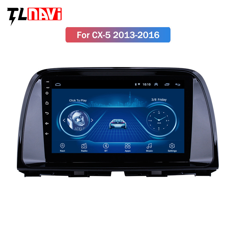 For <font><b>Mazda</b></font> <font><b>CX5</b></font> CX-5 CX 5 1 KE 2011-2017 Car Radio Multimedia Video Player <font><b>Navigation</b></font> GPS Android 8.1 IPS 2.5D image