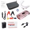 Автомобильное зарядное устройство для автомобильного усилителя 19000mAh 12V 4 USB для питания банка