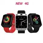 H5 4G Smart Horloge Mannen Wifi Quad Core 1G Ram 8G Rom Sport Smartwatch Hartslagmeter functie Sim Kaart Voor Vrouwen En Mannen