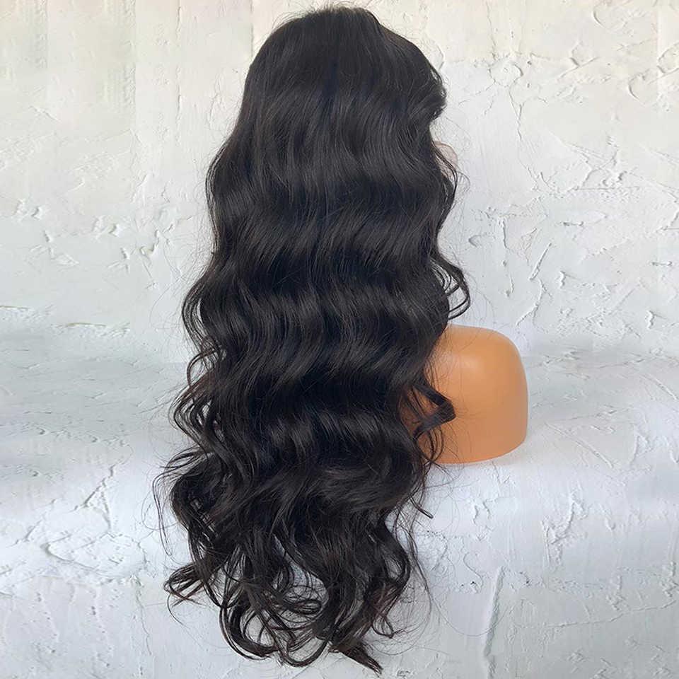 Sassoon Bob 13*4 pelucas de cabello humano frontal con banda onda del cuerpo para mujeres Pre desplumado con bebé cabello brasileño Remy lejía nudos