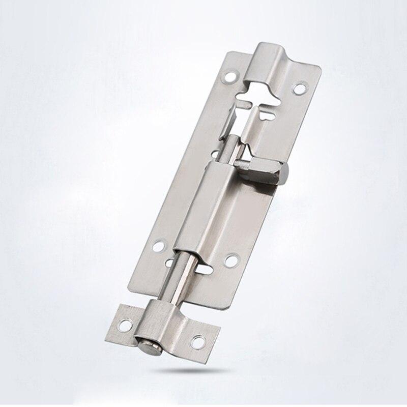 Door Lock 73mm for Bathroom Toilet Shed Bedroom Catch Latch Easy Fit