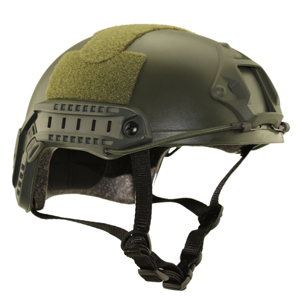 Emerson FAST Helmet Rails Single Clamp Wargame Military FAST Helmet EM8807
