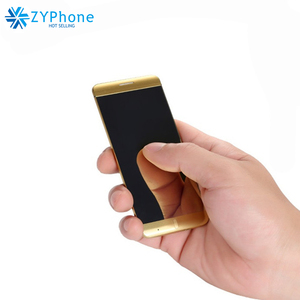Anica A7 Phone With Super Mini Ultrathin Card Luxury Bluetooth 1.63