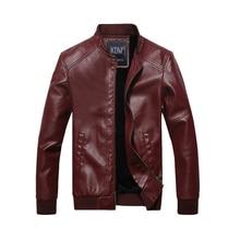 New Arrival Brand Male Motorcycle Leather Jacket Men 2019 Men Leather Jackets Jaqueta De Couro Masculina Mens Leather Fur Coats мужские изделия из кожи и замши genuine leather jacket pp jaqueta masculina