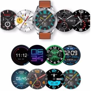 Image 5 - AZiMiYO DT ساعة ذكية مقاوم للماء IP68 معدل ضربات القلب دعم جهاز التتبع لتحديد المواقع رجل الرياضة المقتفي SmartWatch ل أندرويد IOS