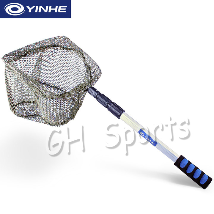YINHE Galaxy Table Tennis Ball Collecting Tool Easy Pick Up Telescopic Ping Pong Ball Retrieve Recycle Tool Catch Net