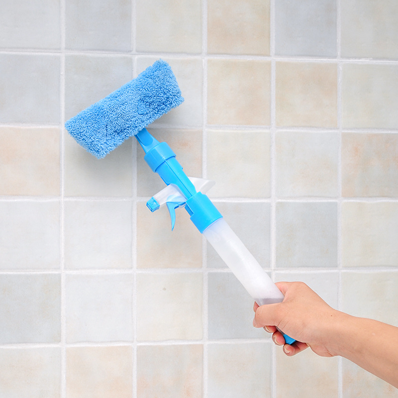 Multifunctional Convenient Glass Cleaner Magic Spray Type Cleaning Brush A Good Helper That Washing The Windows Of Car GUANYAO