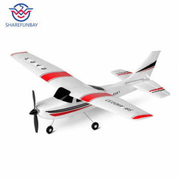 WLtoys F949 three-channel fixed-wing aircraft medium-sized entry-level glider remote control aircraft model toy