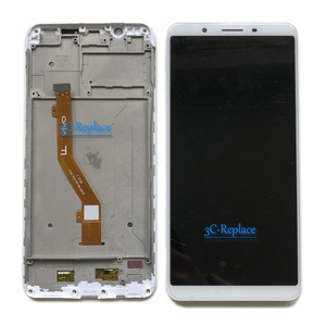 Image 2 - גבוהה באיכות 6.0 אינץ לבן/שחור עבור BBK Vivo Y71 Y71i Y71A מלא תצוגת Lcd תצוגת מסך מגע Digitizer עצרת עם מסגרת