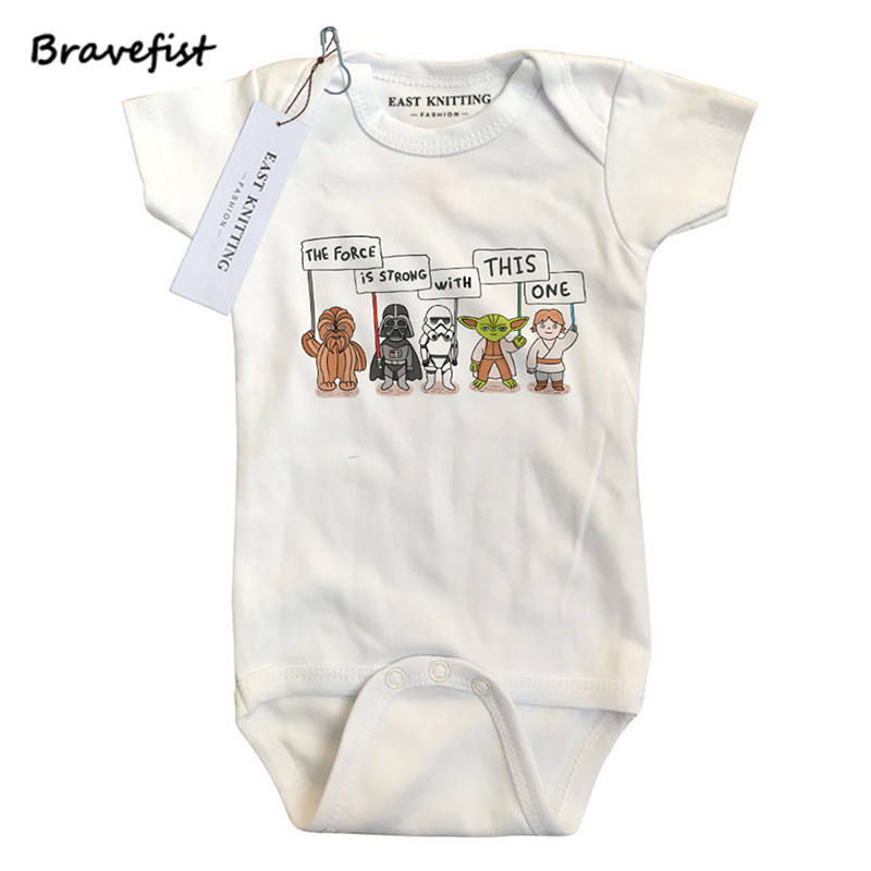 0-24Months Baby Bodysuits Newborn Clothes Cotton Short Sleeve Outfits Summer Infant Jumpsuit Girls Boys Clothes Tops Outwear
