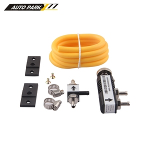 Controlador TURBO manual de aluminio ajustable de 1-30 PSI