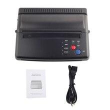 Lichter Tattoo Transfer Machine Printer Tekening Thermische Stencil Maker Copier Voor Tattoo Transfer Paper Supply Permanente Make Up
