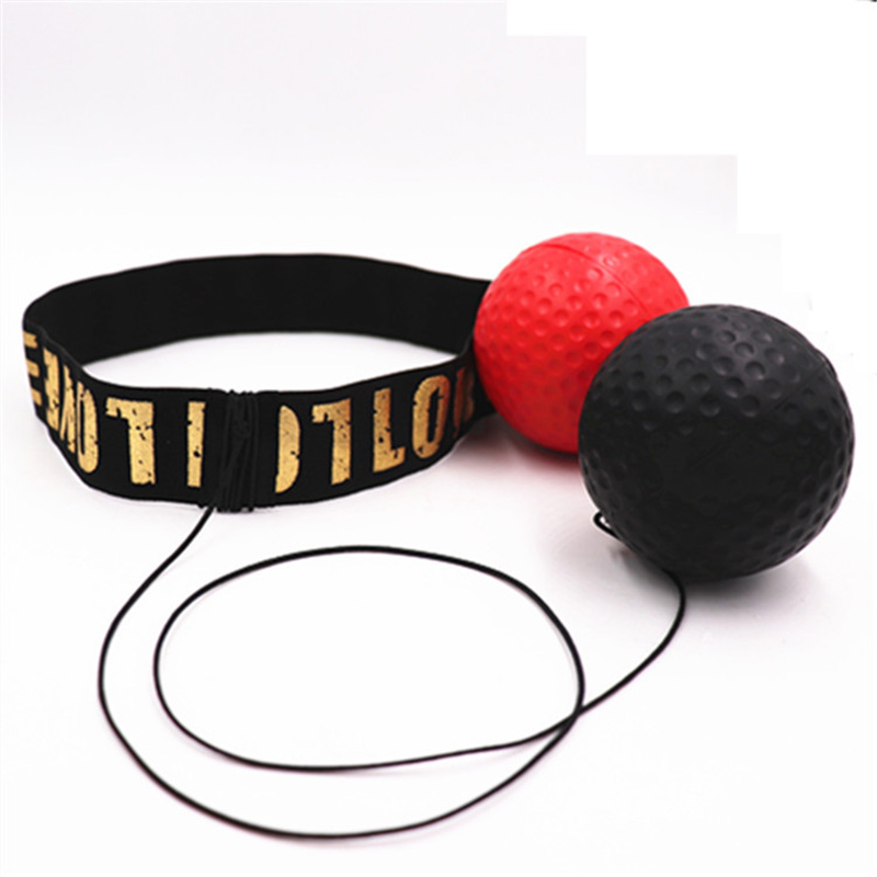 Top Quality Fighting Ball Boxing Equipment Head Band For Reflex Speed Practical Training Boxing Punch Muay Thai Exercise New