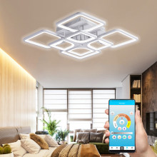 New led Chandelier For Living Room Bedroom kitchern Home chandelier Modern Led Ceiling Chandelier Lamp Lighting chandelier(China)