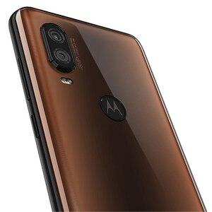Image 4 - הגלובלי Rom מוטורולה Moto P50 Smartphone 6.34 2520x1080 6GB 128GB NFC טביעות אצבע 48MP 25 MP 3500mAh אנדרואיד 9 נייד טלפון