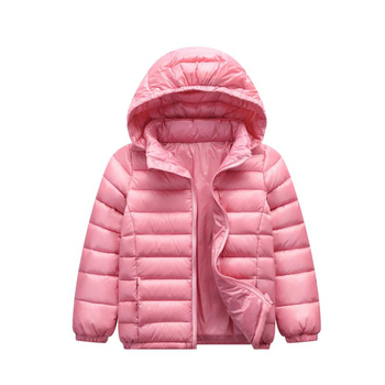 Kids Jacket Winter Hooded Children Jacket 90% Duck Down Coat Baby Girls Boys Parka Spring Fall Toddler Outerwear 2-12 Years