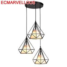 Modernos Industrial Decor Lustre E Pendente Para Sala De Jantar Hanging Lamp Luminaire Suspendu Loft Lampen Modern Pendant Light
