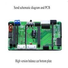 Plate Balance-Trolley F103rc-F405rg-System High-Version
