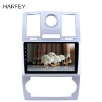 Harfey OEM HD Car Stereo Bluetooth car radio for Chrysler Aspen 300C 2004 2008 autoradio 9 inch Android 8.1 AUX support Carplay