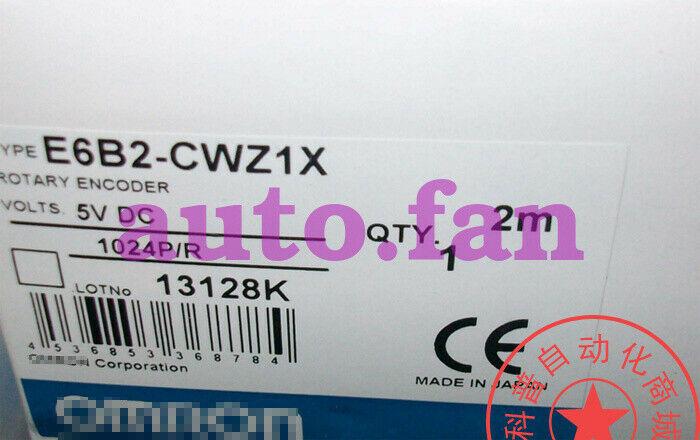 For Encoder E6B2-CWZ1X 1024P/R