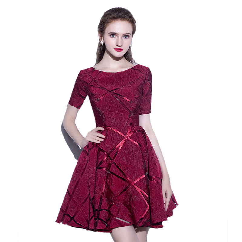 LPTUTTI New Sexy Woman Plus Size Social Festive Elegant Formal Prom Party Gowns Fancy Short Luxury   Cocktail     Dresses