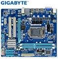 Настольная Материнская плата GIGABYTE  H55  LGA 1156  i3  i5  i7  DDR3  8 ГБ  Micro-ATX  оригинальная материнская плата  GA-H55M-S2 ПК
