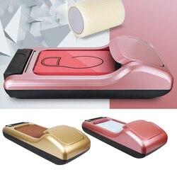 Автоматическая машина для покрытия обуви, автомат для быстрой носки обуви для дома, офиса, дозатор для обуви
