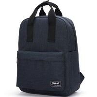 premium back polyester soft back open business ladies fur cooler backpack handheld laptop bag interior slot pocket