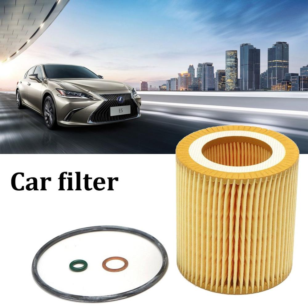 For BMW E60 E82 E88 E92 F06 F10 F22 F30 F32 F34 Engine Oil Filter Mann Car Replacement Parts Engine Oil Filter 11427566327