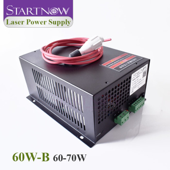 Startnow 60W-B CO2 Laser High Voltage Power Supply 60W Watt With Network Port 70W Laser Engraving Cutting Machine Accessories