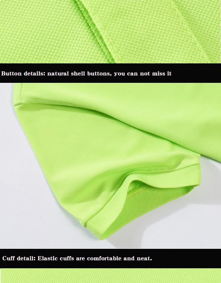 LiSENBAO Brand New arrival  Men Polo Shirt High Quality men polo shirt men short sleeve jerseys Summer Mens polo Shirts LS-1806 13