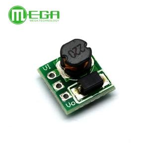 100 Uds CC 1,8 V 2,5 V 3V 3,3 V 3,7 V a 5V Step Up fuente de alimentación voltaje Boost convertidor módulo regulador 18650 batería li-on