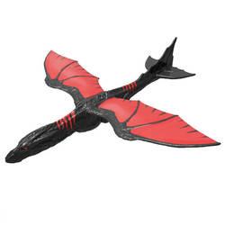 Launch Foam Fun для детей игрушка модель подарок планер инерционная Имитация животных самолет большой день рождения открытый хватать руками