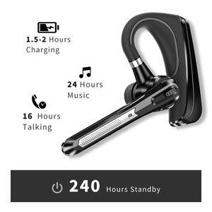 2020 новейшие B3 беспроводные наушники 5,0 Bluetooth наушники стерео гарнитура с шумоподавлением с микрофоном для бизнеса и офиса