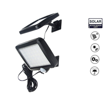 купить 1/2/4pcs LED Solar Power Light Split Type Motion Sensor Outdoor Wall Lamp Waterproof IP65 Energy Saving Solar Garden spot Lamps дешево