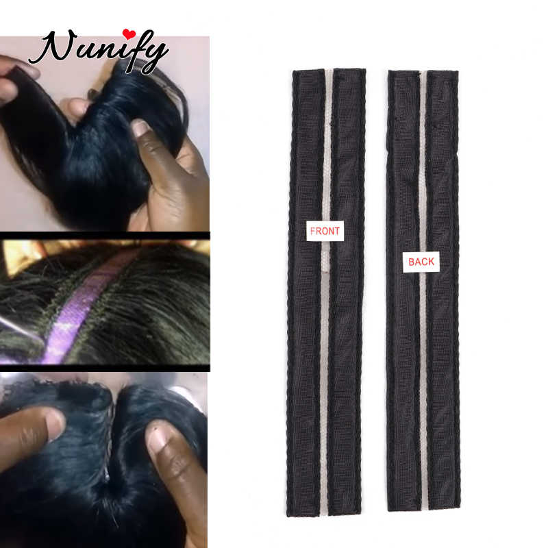 Nunify Wig Making Material Invisible Swiss Lace For Making Wigs And Wig Caps Hair Accessiories Swiss Lace For Middle Part Wigs