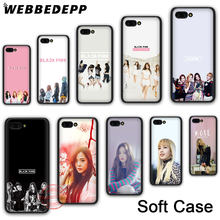 WEBBEDEPP 193N BLACK PINK BLACKPINK kpop Soft Phone Case for Honor View 20 Note 10 9 8 Lite 9X 7A Pro 8X 8C 7X 7C Cover(China)