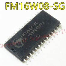 1pcs/lot FM16W08-SG FM16W08 16W08-SG SOP-28 In Stock