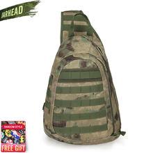 Новинка уличная Военная тактическая сумка на плечо molle 900d