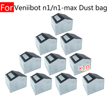 For Veniibot N1 N1-max Spare Parts Replaceable Dust Bag Kit Mop Smart Home Robot Vacuum Cleaner Accessories