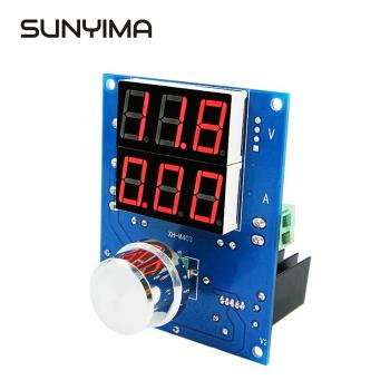 SUNYIMA Digital Voltage and Current Regulator Module High Power 8A DC Converter 12V 24V - discount item  19% OFF Electrical Equipment & Supplies