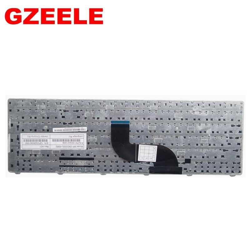 รัสเซียแป้นพิมพ์สำหรับแล็ปท็อปใหม่สำหรับ Acer สำหรับ Aspire E1-571G E1-531 E1-531G E1 521 531 571 E1-521 E1-571 E1-521G สีดำ RU