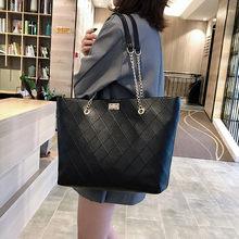 Duże kobiety casualowe torby tote torba kobieta proste czarny hobos torby PU skórzane torby na ramię pani duży mama torebka Bolso Mujer