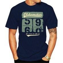 Camiseta oldometer masculino de 59 a 60 unissex 2021