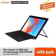CHUWI UBook 11,6 pulgadas Windows 10 Tablet PC Intel N4120 Duad core procesador 8GB RAM 256GB SSD 1920*1080 Bluetooth 4,0 tabletas