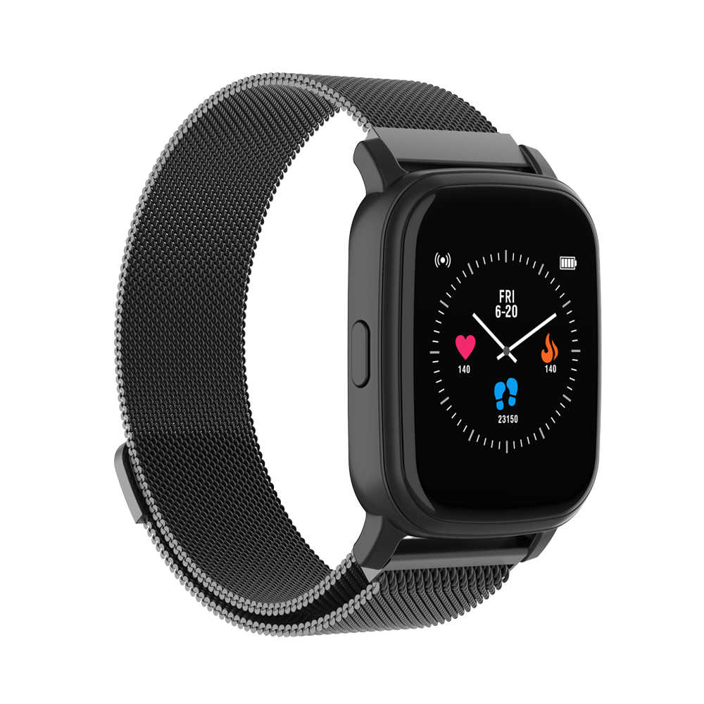 2019 nouveau SENBONO TS01 Sports Bluetooth IP67 étanche montre intelligente podomètre appel Message rappel Smartwatch pour ios Android