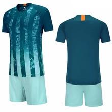 Survetement Football 2019 New Men Kids Soccer Jerseys Set Boys Women Training Uniforms Team Sets Print