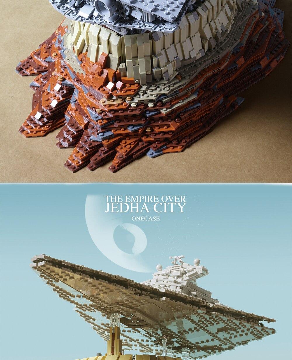 lego The Empire over Jedha City (4)